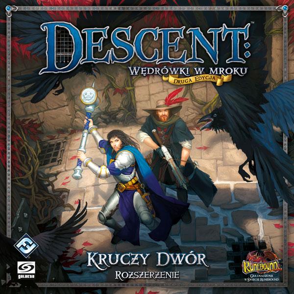 Descent: Wędrówki w mroku  Kruczy Dwór